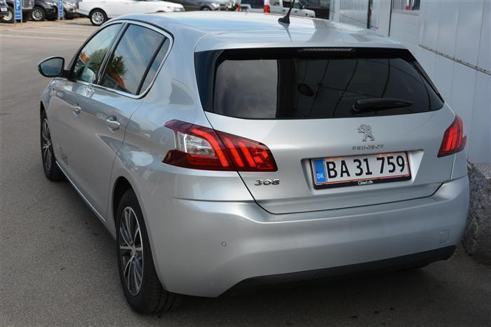 308 - Køb Peugeot 308 brugt - billige biler til salg ...