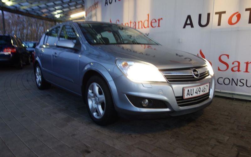 brugt Opel Astra 6 115HK 5d