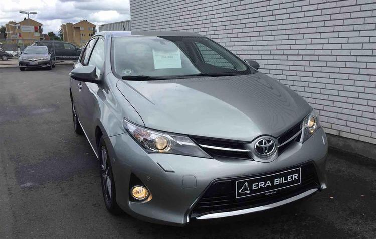 Auris – Køb Toyota Auris brugt – billige biler til salg - AutoUncle