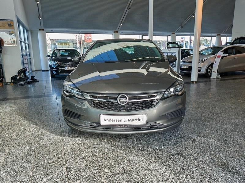 Solgt Opel Astra 4 Turbo ECOTEC DI ., brugt 2016, km 8.000 i Hovedstaden