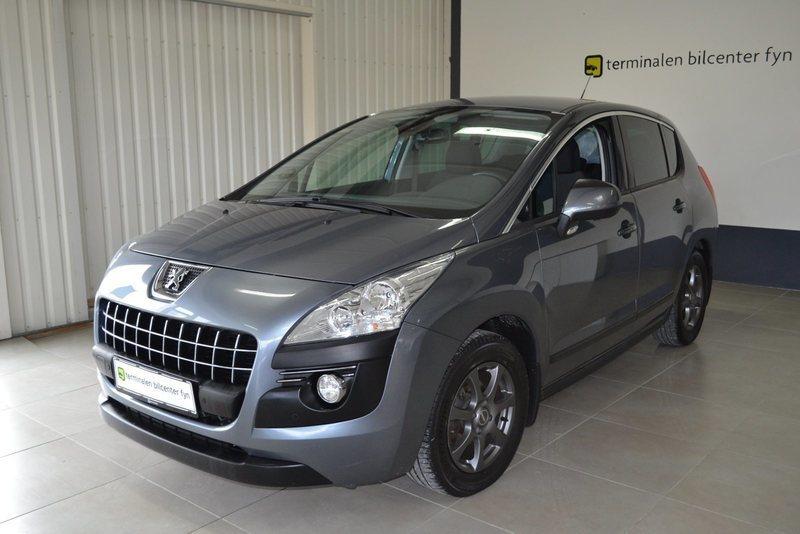 brugt Peugeot 3008 e-HDi 112 Premium Plus ESG