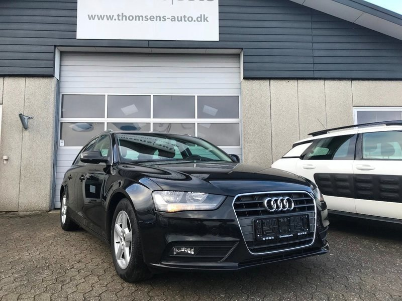 solgt audi a4 2 0 tdi 136 avant brugt 2012 km i aabenraa. Black Bedroom Furniture Sets. Home Design Ideas