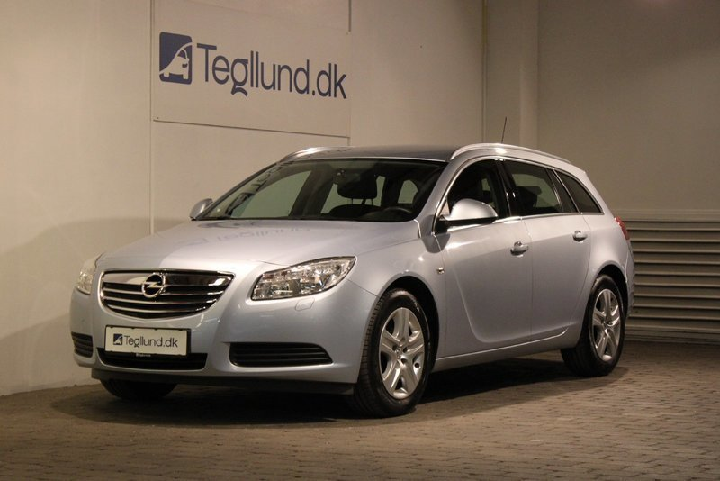 brugt Opel Insignia CDTi 160 Edition ST eco