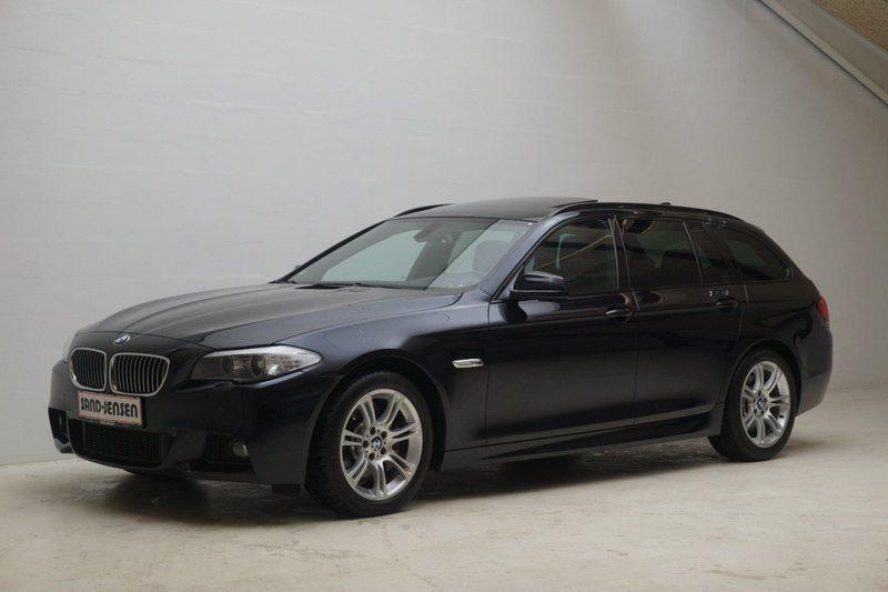 brugt BMW 530 d 3,0 Touring xDrive aut. Van