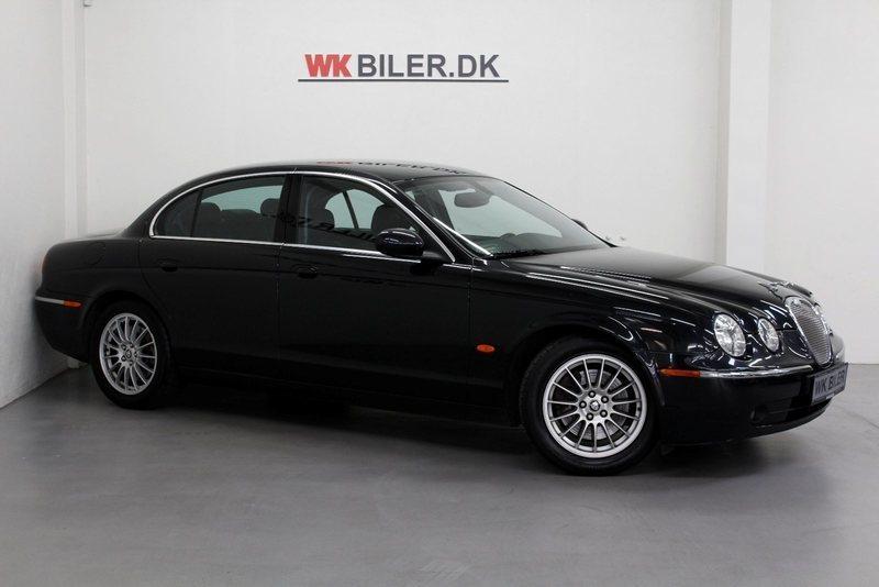 brugt Jaguar S-Type 3,0 Deluxe aut.