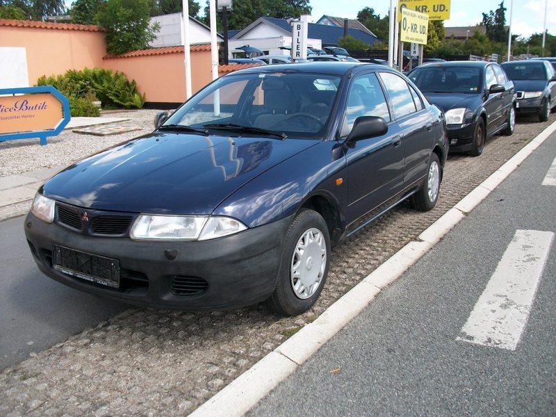 Solgt Mitsubishi Carisma 1,6 GL, brugt 1997, km 176.000 i Herlev