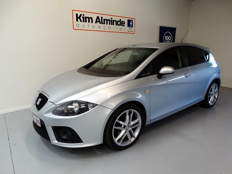 solgt seat leon 1 9 tdi 105 stylance brugt 2007 km i hedensted. Black Bedroom Furniture Sets. Home Design Ideas