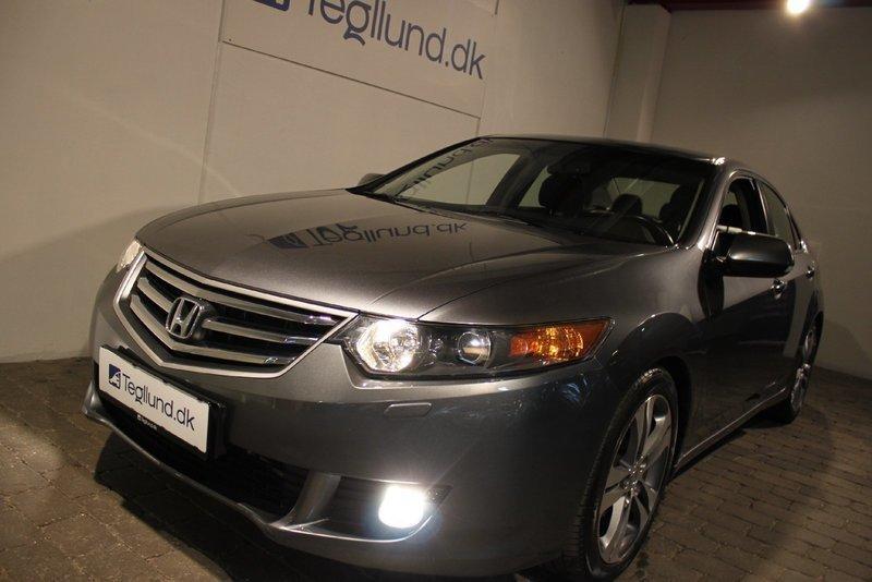 brugt Honda Accord 2,2 i-DTEC Elegance