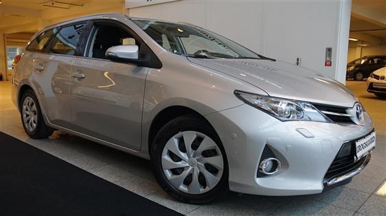 brugt Toyota Auris 1,6 Valvematic T2+ 132HK Stc 6g