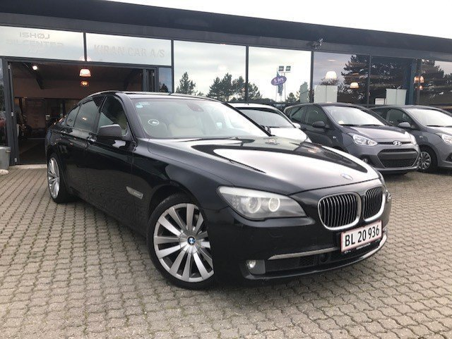 11 BMW 7-Series til salg – Brugte BMW 7-Series til billigste pris