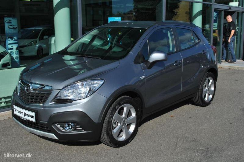 brugt Opel Mokka 1.7 CDTI Eco FLEX 6g 5d