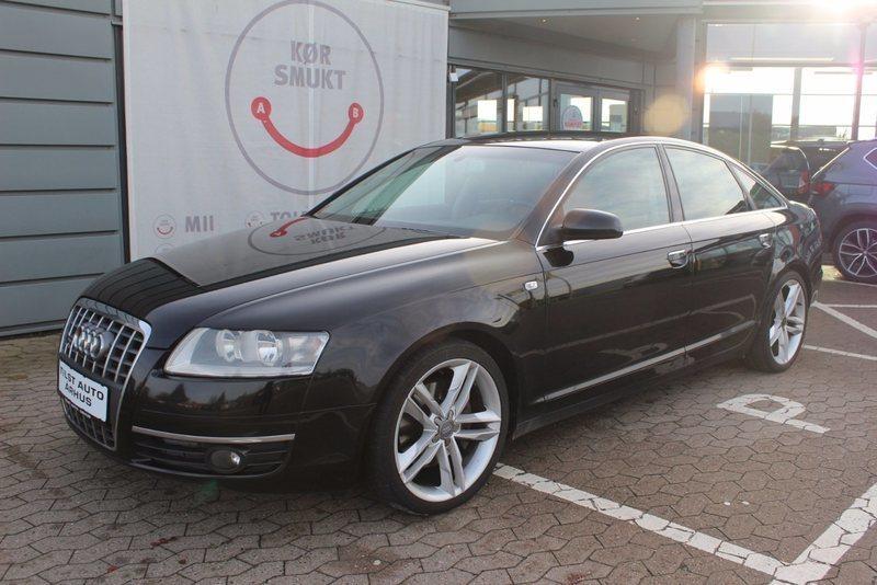 brugt Audi A6 3,0 TDi quattro Tiptr.