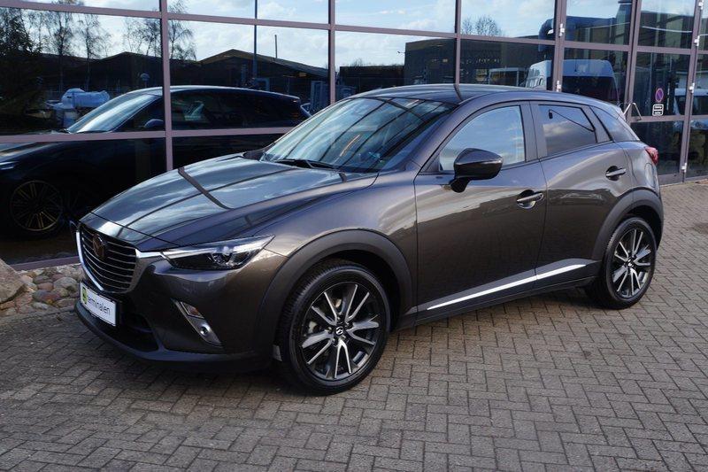 42 Mazda CX-3 til salg – Brugte Mazda CX-3 til billigste pris