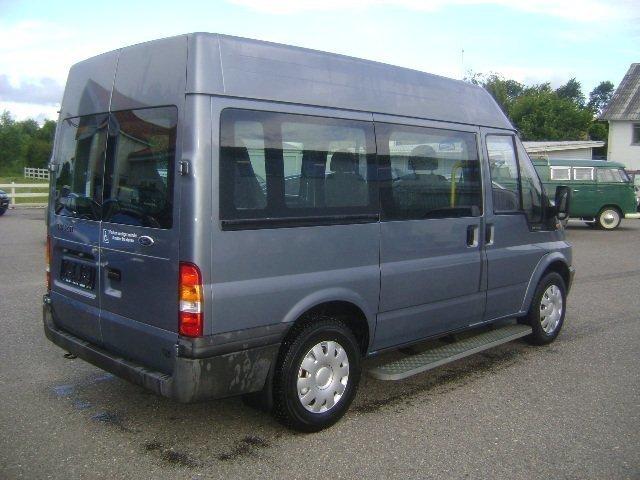 brugt kombi 2 2 tdci 85 ford transit 300s 2007 km i hj rring. Black Bedroom Furniture Sets. Home Design Ideas
