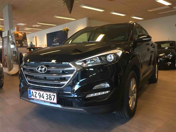 brugt Hyundai Tucson 1,7 D Trend 116HK 5d 6g
