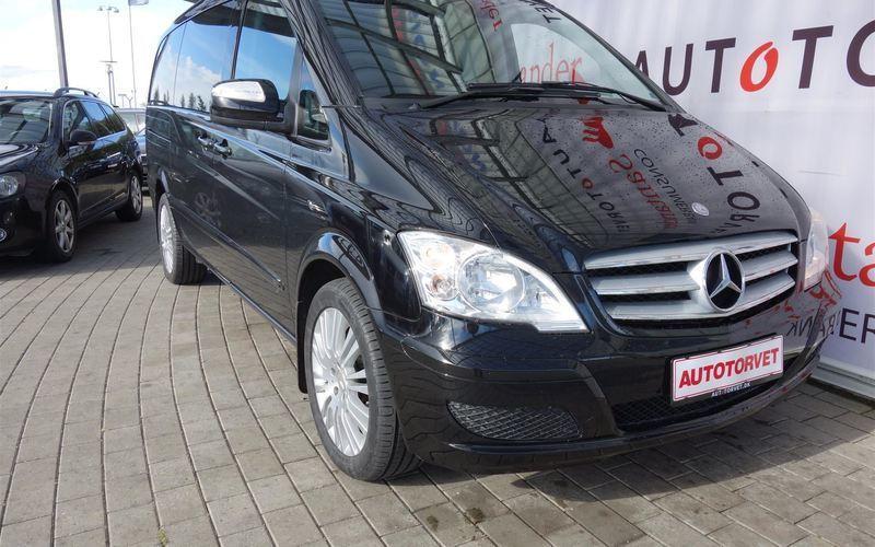 brugt Mercedes Viano L 3,0 CDI Trend 7 Personers 224HK