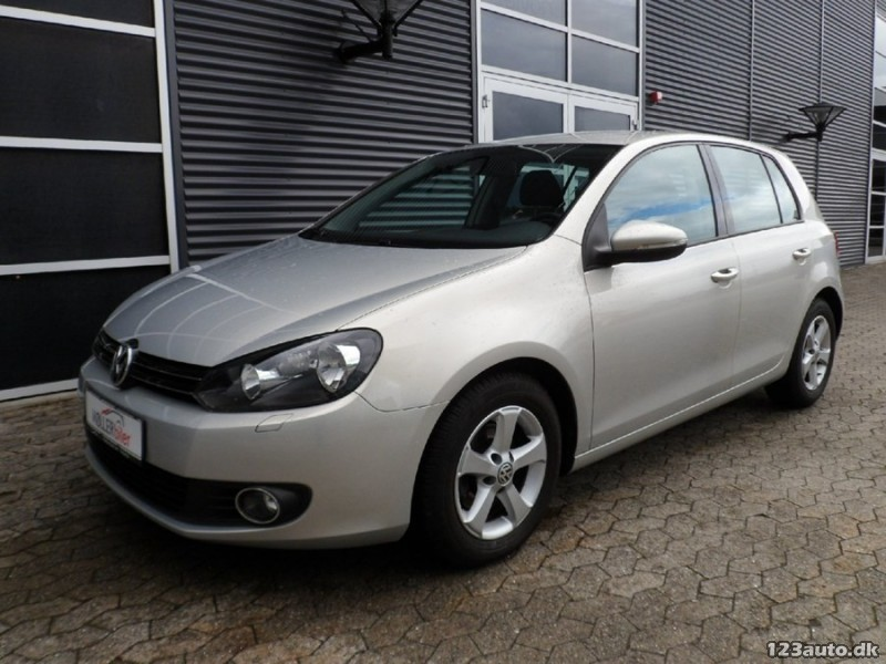 solgt vw golf vi 2 0 tdi 110 comfor brugt 2009 km i viborg. Black Bedroom Furniture Sets. Home Design Ideas