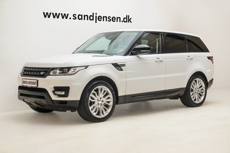 gebraucht Land Rover Range Rover Sport 3,0 TDV6 HSE Dynamic aut. Van