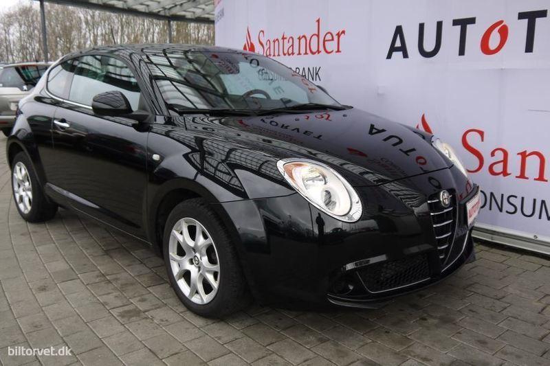 brugt Alfa Romeo MiTo 1,3 JTDM Distinctive 90HK 3d 6g