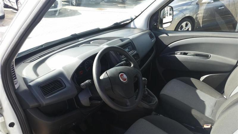 brugt Fiat Doblò L1 1,6 MJT Basic 105HK Van 6g