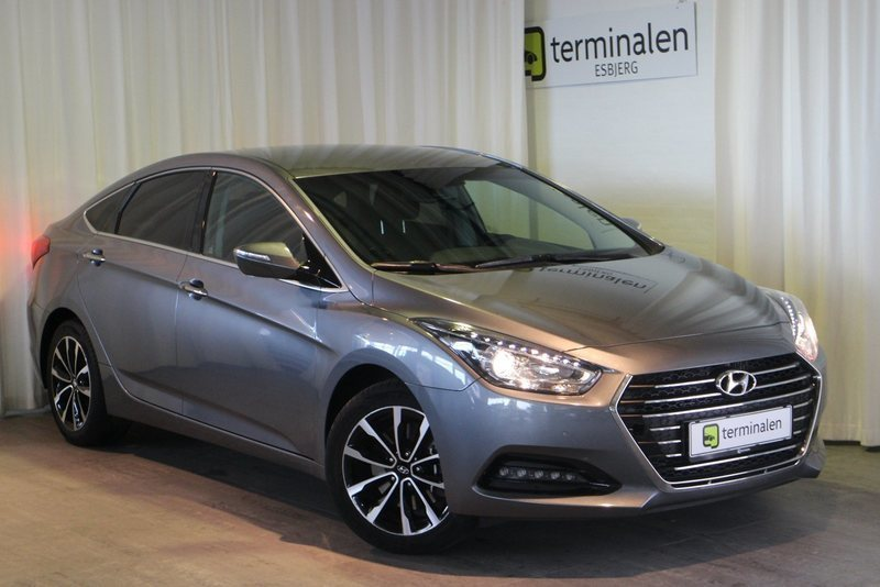 brugt Hyundai i40 CRDi 141 Premium