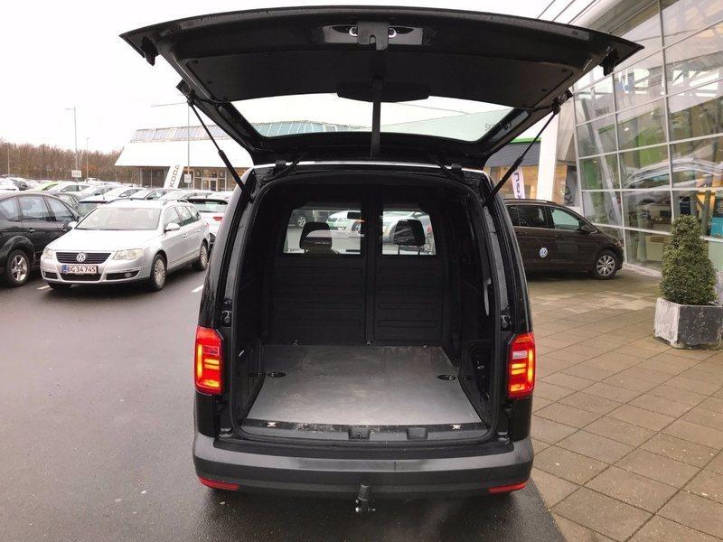 vw caddy 1 2 benzin 84 hk 2017 h jbjerg autouncle. Black Bedroom Furniture Sets. Home Design Ideas