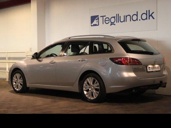 brugt Mazda 6 2.0, Advance st.car