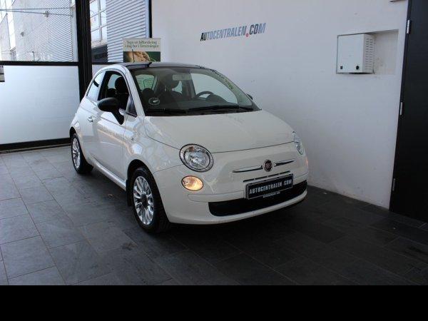brugt Fiat 500 1.2, Lounge