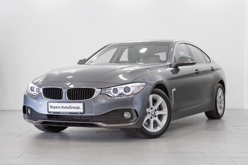 brugt BMW 420 2,0 Gran Coupé aut. 5