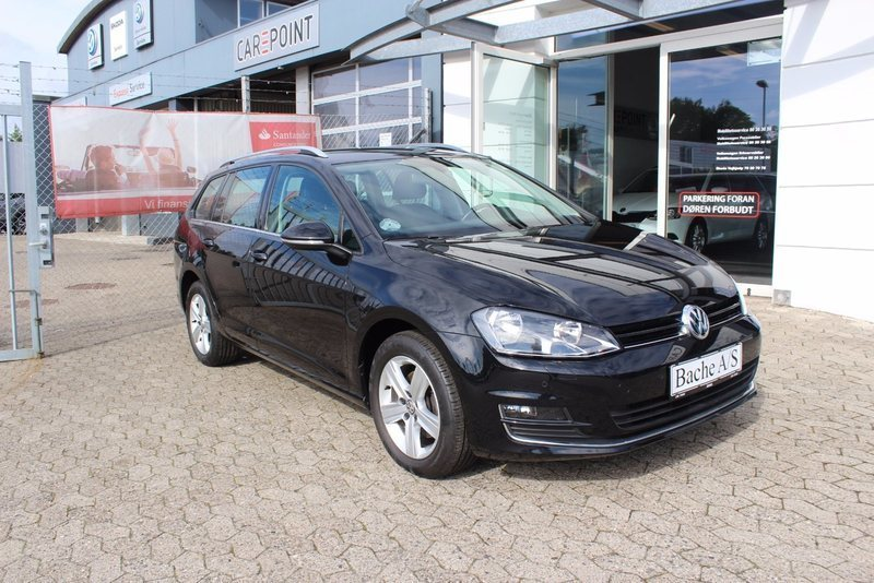brugt 1 4 tsi 140 highline variant bmt vw golf vii 2014 km i viby j. Black Bedroom Furniture Sets. Home Design Ideas