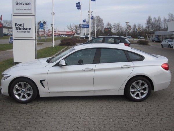 brugt BMW 420 d 2,0 Gran Coupé aut.