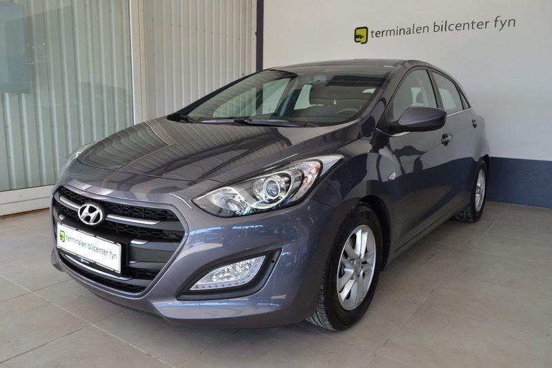 brugt Hyundai i30 GDi Trend