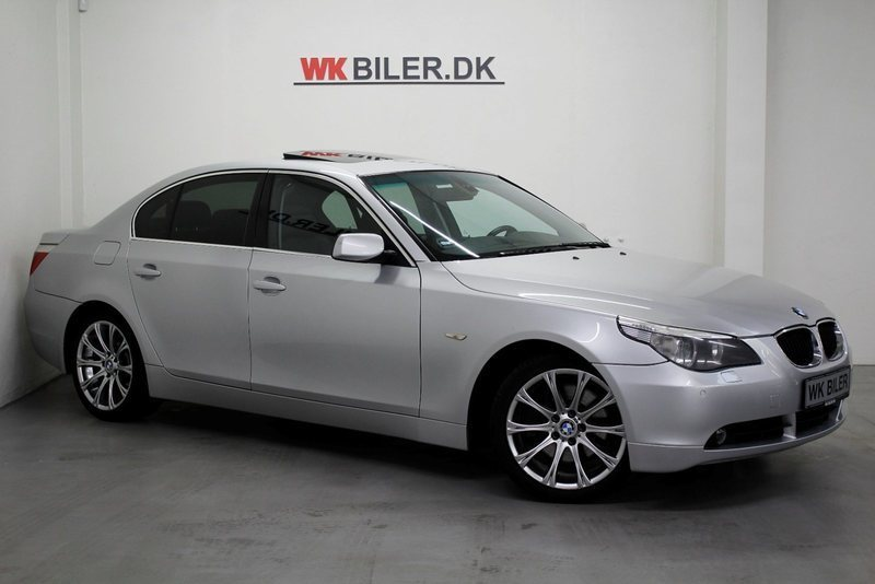 brugt BMW 535 d 3,0 Steptr.