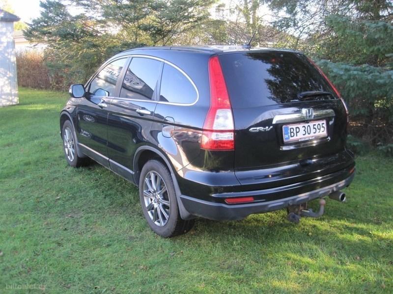 Solgt Honda Cr V 2 0 Elegance Speci Brugt 2011 Km 102