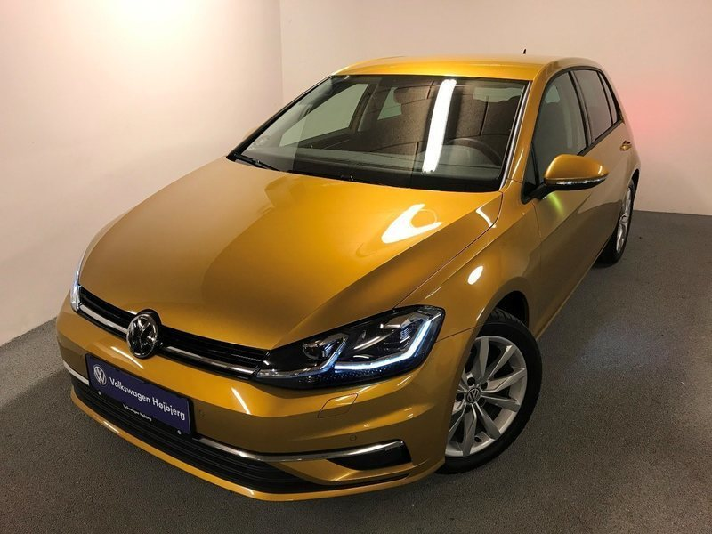 solgt vw golf vii 1 4 tsi 150 highl brugt 2017 km i h jbjerg. Black Bedroom Furniture Sets. Home Design Ideas
