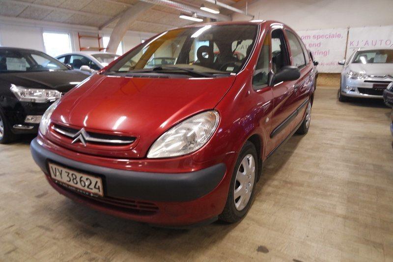 brugt Citroën Xsara Picasso 1,6i 8V Advance