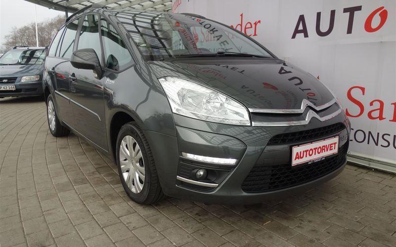 brugt Citroën Grand C4 Picasso 1,6 HDI Seduction 7 Personers 110HK