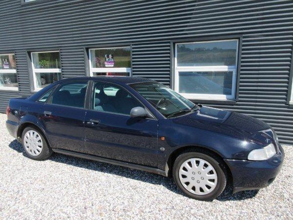 brugt Audi A4 1,6 4d