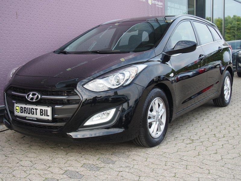 brugt Hyundai i30 CRDi 110 Trend CW