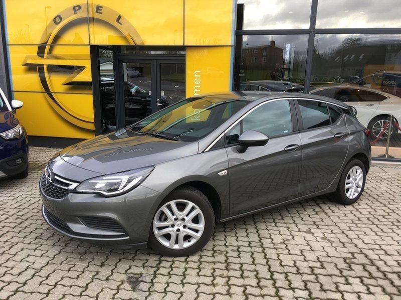 Solgt Opel Astra 0 T 105 Enjoy, brugt 2017, km 18.000 i Slagelse