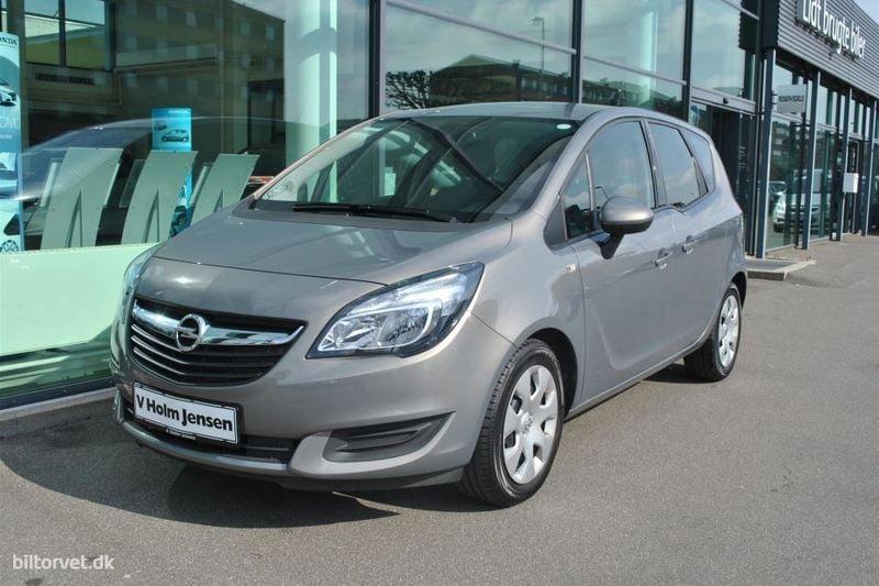 brugt Opel Meriva 1,4 Twinport Enjoy Start/Stop 100HK