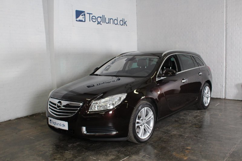 brugt 2 0 cdti 160 cosmo st aut opel insignia 2012 km i kolding. Black Bedroom Furniture Sets. Home Design Ideas