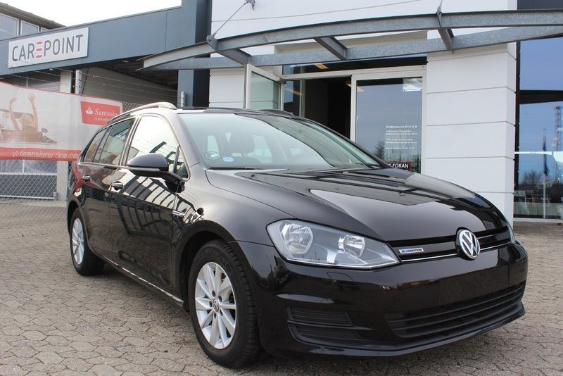 solgt vw golf vii 1 6 tdi 110 bluem brugt 2014 km i viby j. Black Bedroom Furniture Sets. Home Design Ideas