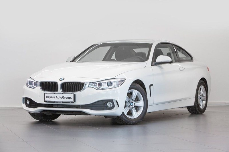 brugt BMW 420 2,0 Coupé aut. 2