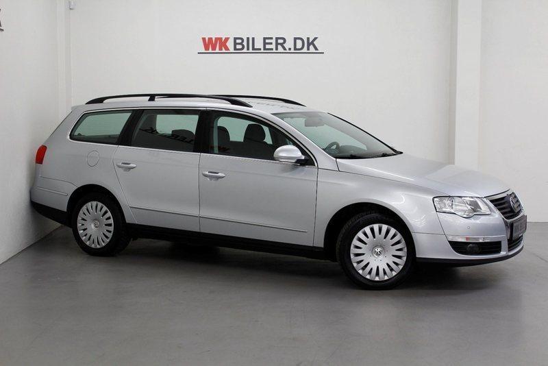 brugt VW Passat 1,9 TDi 105 Comfortline Variant