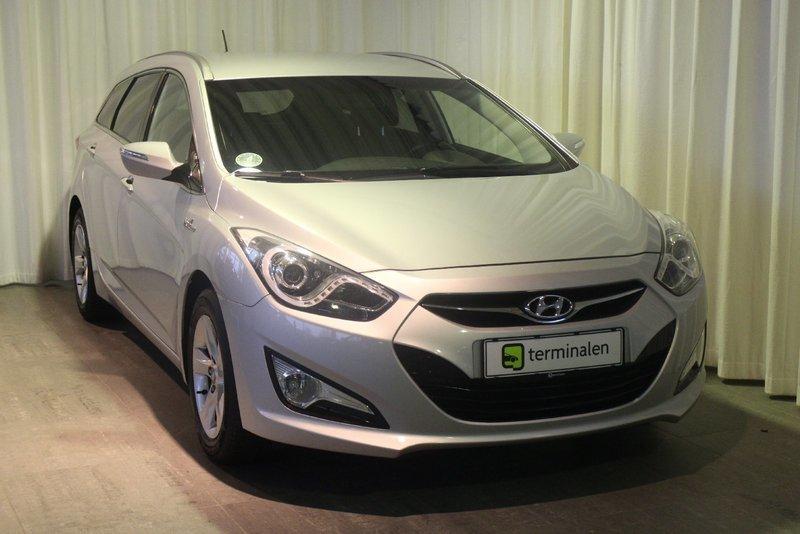 brugt Hyundai i40 1,7 CRDi 136 Style CW ISG