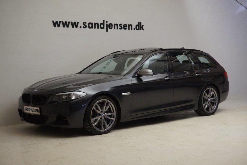 brugt BMW M550 d 3,0 Touring xDrive aut., 5d