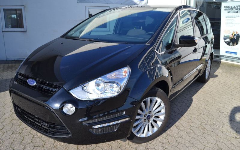 brugt Ford S-MAX TDCi 140 Collection