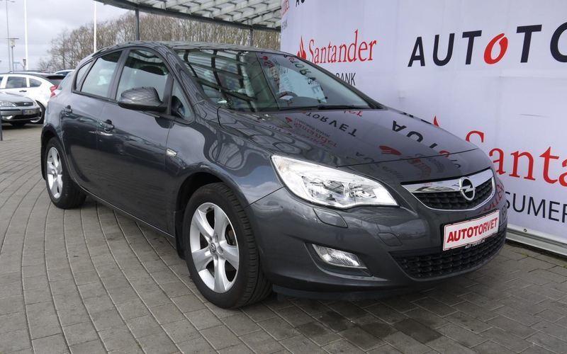 brugt Opel Astra 3 CDTI DPF Enjoy 95HK 5d