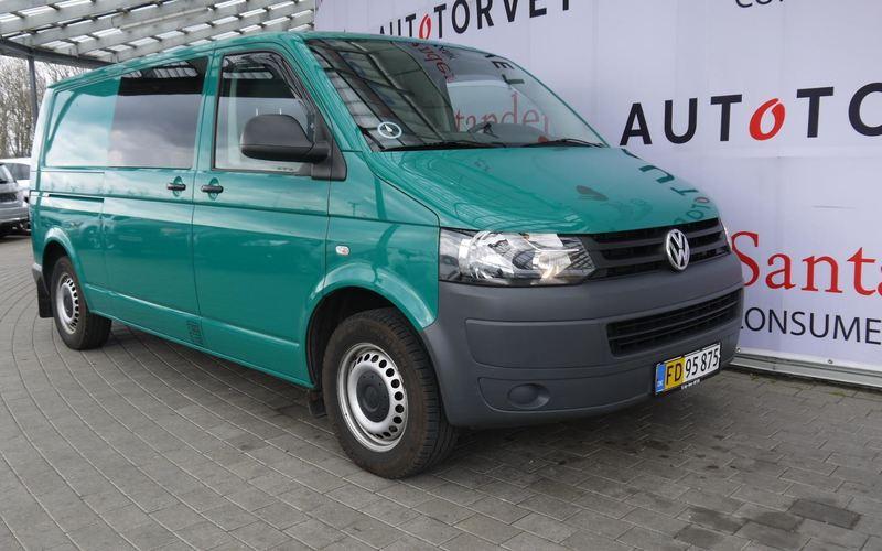 brugt VW Transporter L 2,0 CR TDI 3ton 140HK Van 6g